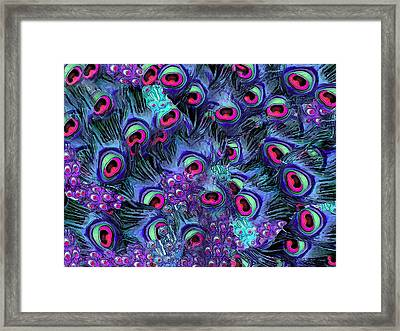 Vanity Framed Print by Coconut Lime Design