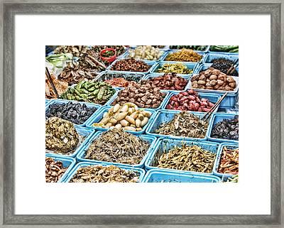 Variety Framed Print by Karen Walzer