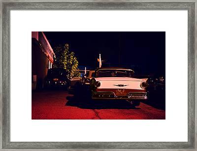 Velvet Underground Framed Print by Laura Fasulo