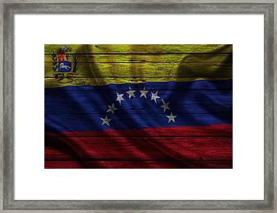 Venezuela Framed Print by Joe Hamilton