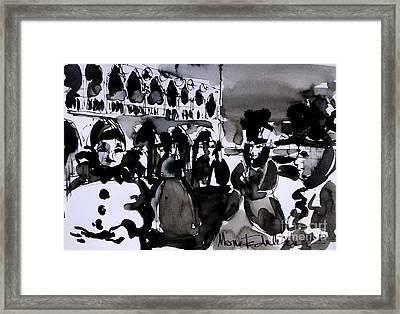 Venice Carnival 3 Framed Print by Mona Edulesco