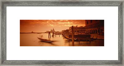 Venice Italy Framed Print by Panoramic Images