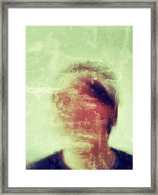 Venom #3 Framed Print by Pawel Piatek