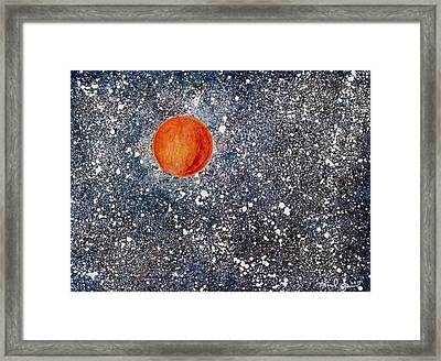 Venus Nv Framed Print by Michael Spencer