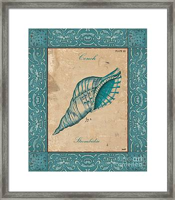 Verde Mare 2 Framed Print by Debbie DeWitt
