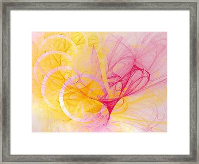 Vernal Equinox Framed Print by Jeff Iverson