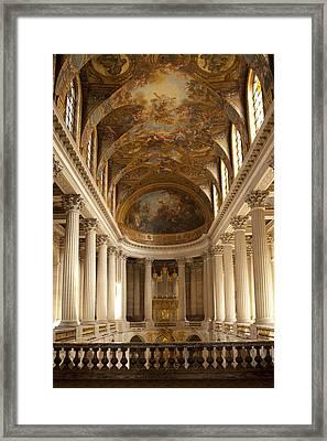 Versailles 1 Framed Print by Art Ferrier
