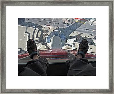 Vertigo Framed Print by RicardMN Photography