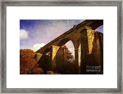 Viaducts Framed Print by Brian Roscorla