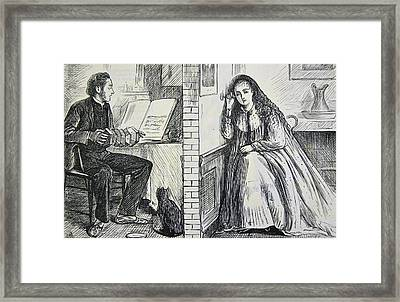 Vibration Of Sound Framed Print by Universal History Archive/uig