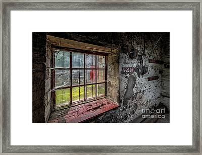 Victorian Decay Framed Print by Adrian Evans