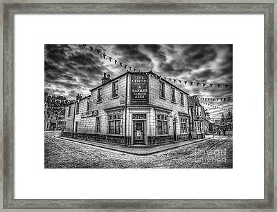 Victorian Pub Framed Print by Adrian Evans