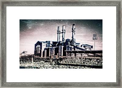 Victory Field I Framed Print by Leanne Yeoman