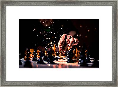 Victory Framed Print by Ivan Vukelic