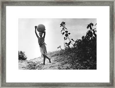 Vilancoulos Mozambique 1997 Framed Print by Rolf Ashby