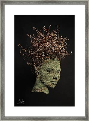 Vino Framed Print by Adam Long