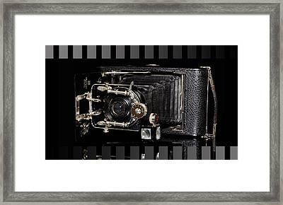 Vintage Camera Ernemann Framed Print by Toppart Sweden