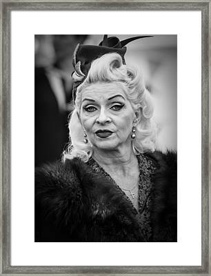 The Duchess Framed Print by Neil Buchan-Grant