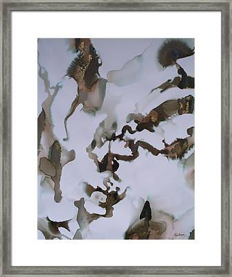 Vision Quest Framed Print by Mary Sullivan