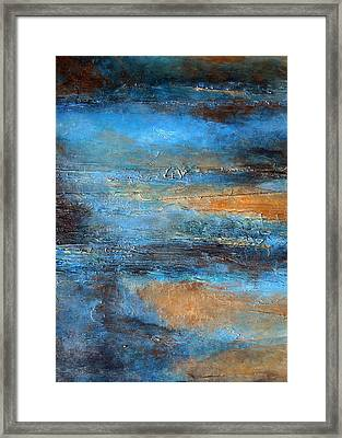 Vista Framed Print by Holly Anderson