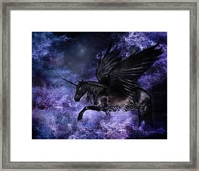 Vivid Dream Framed Print by Pamela Hagedoorn