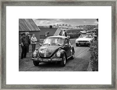 Volkswagen  Framed Print by Mirra Photography