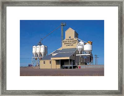 Vulcan 3 Framed Print by Terry Reynoldson