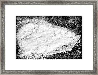 Waiting For Spring Framed Print by John Rizzuto