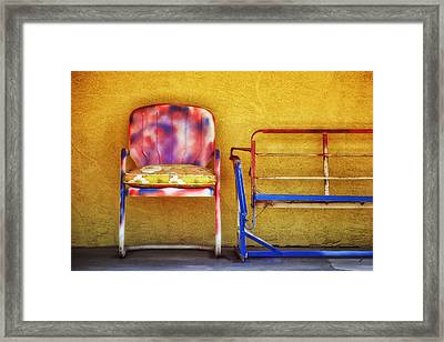 Waiting For Spring Framed Print by Nikolyn McDonald