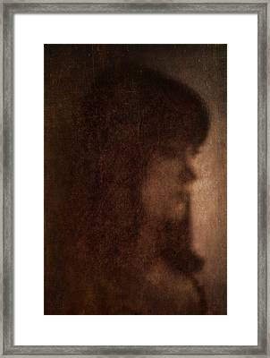 Waiting Framed Print by Jeff  Gettis