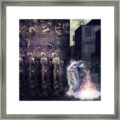 Wake Up Framed Print by Cameron Gray
