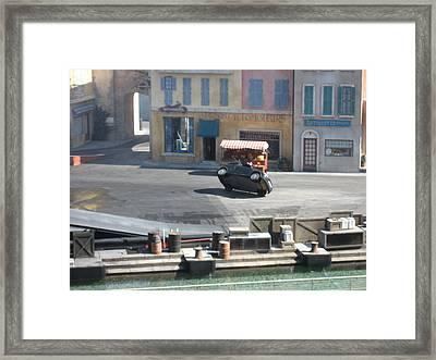 Walt Disney World Resort - Hollywood Studios - 121214 Framed Print by DC Photographer