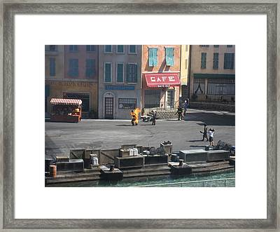 Walt Disney World Resort - Hollywood Studios - 121217 Framed Print by DC Photographer