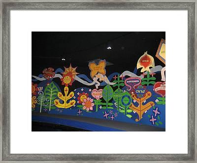 Walt Disney World Resort - Magic Kingdom - 1212125 Framed Print by DC Photographer