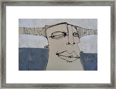 Wanderer No. 13 Framed Print by Mark M  Mellon