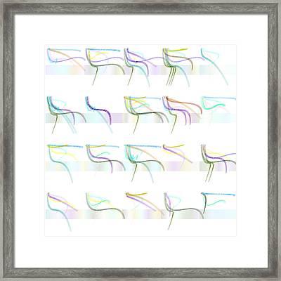 Wanting Framed Print by Gareth Lewis