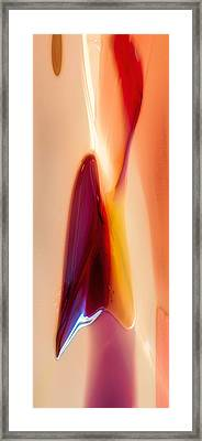 Wanting More Framed Print by Omaste Witkowski