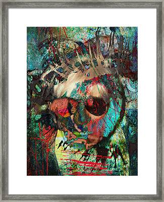 War Halls Framed Print by JC Photography and Art