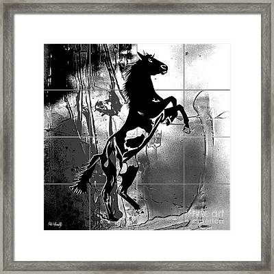 War Horse Framed Print by Roby Marelly