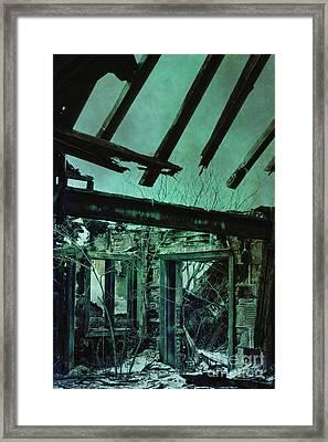 War Torn Framed Print by Margie Hurwich