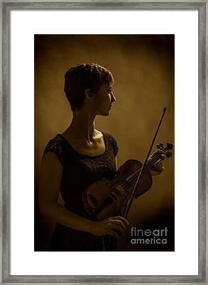 Warm Memories Framed Print by M K  Miller