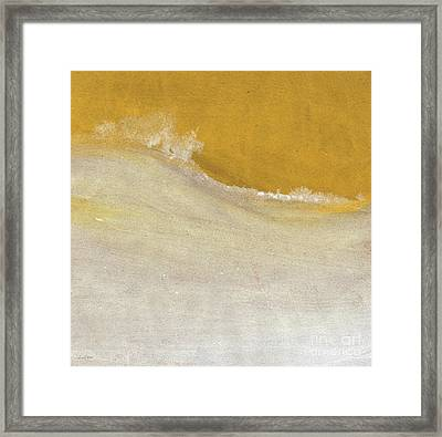 Warm Sun Framed Print by Linda Woods