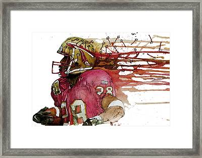 Warrick's Seminoles Framed Print by Michael  Pattison