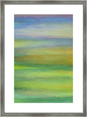 Washed 13 Framed Print by Cora Niele