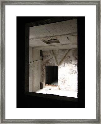 Washington Dc - Newseum - 12122 Framed Print by DC Photographer