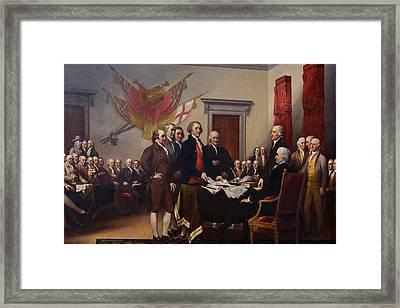 Washington Dc - Us Capitol - 011327 Framed Print by DC Photographer