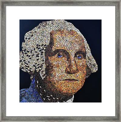 Washington Framed Print by Doug Powell