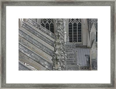 Washington National Cathedral - Washington Dc - 0113111 Framed Print by DC Photographer