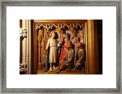 Washington National Cathedral - Washington Dc - 011328 Framed Print by DC Photographer