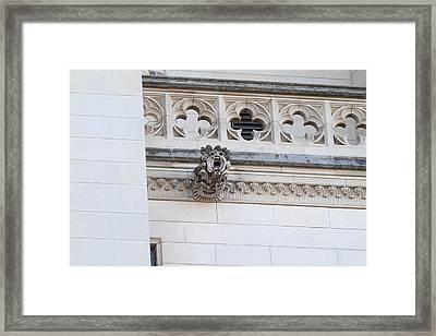 Washington National Cathedral - Washington Dc - 01133 Framed Print by DC Photographer